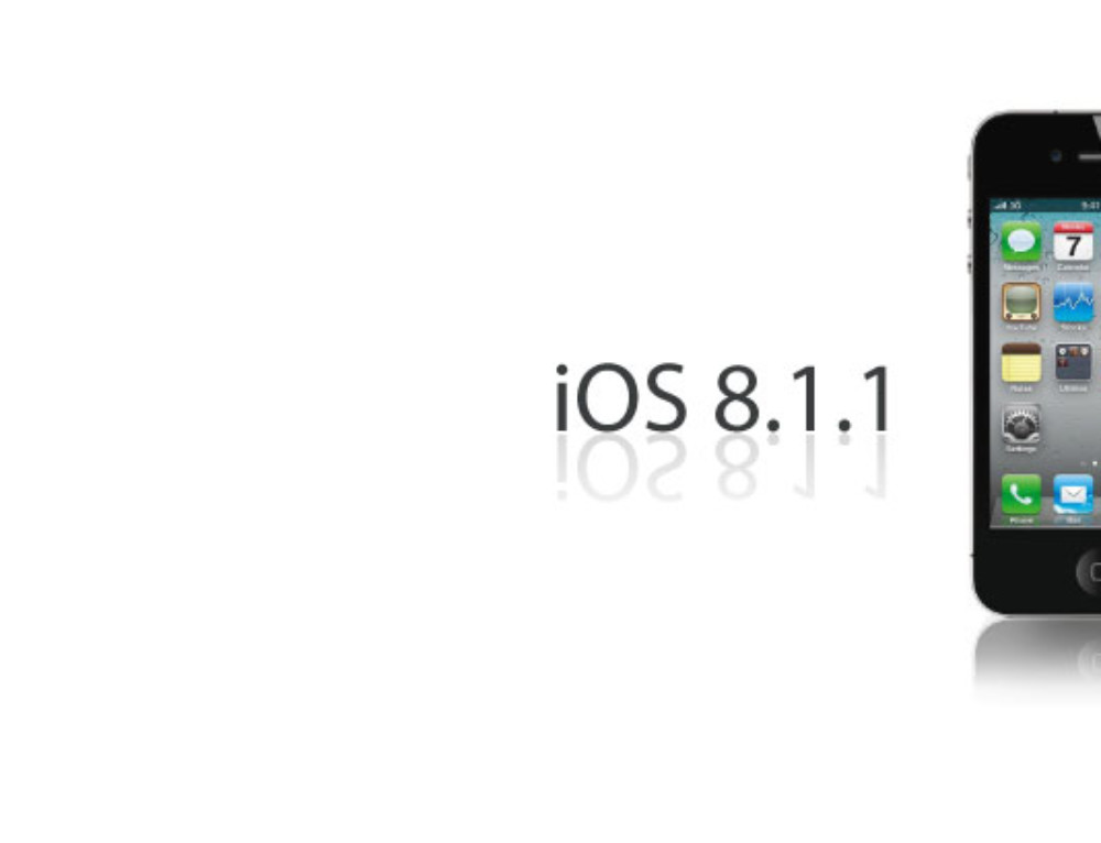iOS 8.1.1 risolverà i problemi di stabilità di iPhone 4s