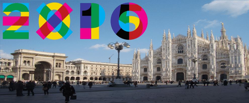 Copertina Milano Expo 2015