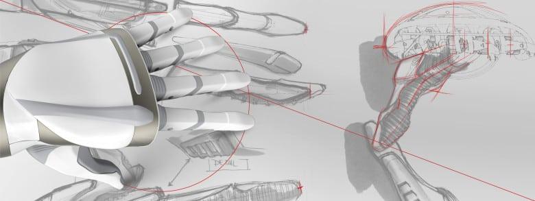 Milano Expo 2015: Tema tecnologia - Mano Bionica